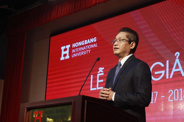 Đưa trí tuệ nhân tạo vào đại học HIU - Ảnh 1.
