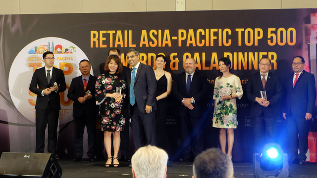 Thế giới di động lọt Top 5 nhà bán lẻ vượt trội Châu Á Thái Bình Dương - Ảnh 1.
