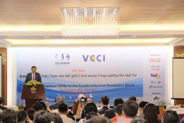 Coca- Cola cam kết hỗ trợ các doanh nghiệp nhỏ và vừa Việt Nam - Ảnh 1.