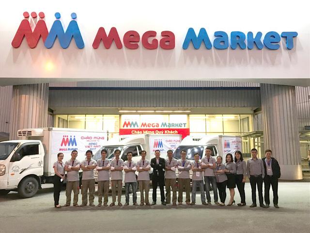 MM Mega Market cung cấp hơn 50 tấn thực phẩm phục vụ  APEC - Ảnh 1.