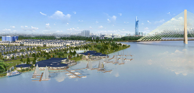 Tiềm năng đầu tư bất động sản tại Nhơn Trạch - Ảnh 1.