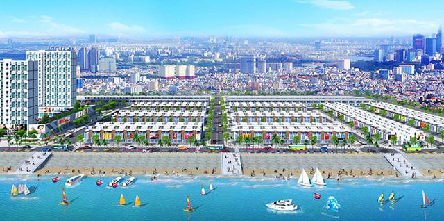 Vietpearl City nằm trải dài hơn 500 mét bãi biển ngay trung tâm thành phố Phan Thiết, nơi thường xuyên diễn ra các lễ hội du lịch và thể thao biển dành cho du khách
