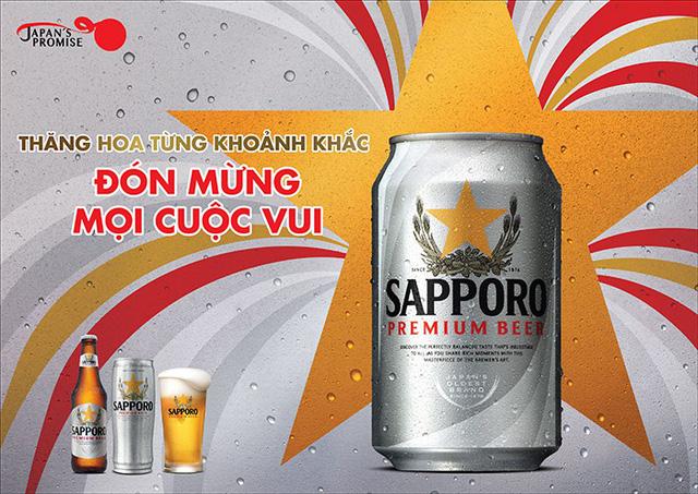 Sapporo: Thăng hoa cảm xúc mùa lễ hội - Ảnh 1.