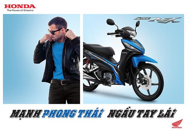 Honda Việt Nam giới thiệu đồng loạt phiên mới 3 xe số - Ảnh 1.