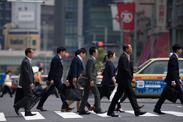 Chiến dịch đi bộ đi làm trong giới văn phòng Nhật Bản - Ảnh 1.