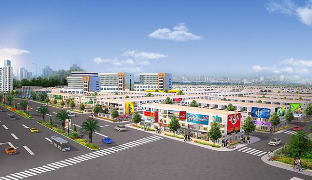 Bến Cát Center City 2 - an cư và đầu tư đều hấp dẫn - Ảnh 1.