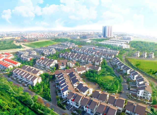 Dự án bất động sản thấp tầng gần trung tâm hút khách