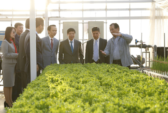 FLC bắt tay làm nông nghiệp cùng Farmdo - Ảnh 2.