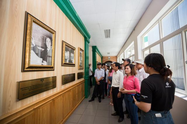 """Những """"ngóc ngách"""" nghề bia được bật mí tại nhà máy bia Carlsberg Việt Nam - Ảnh 2."""