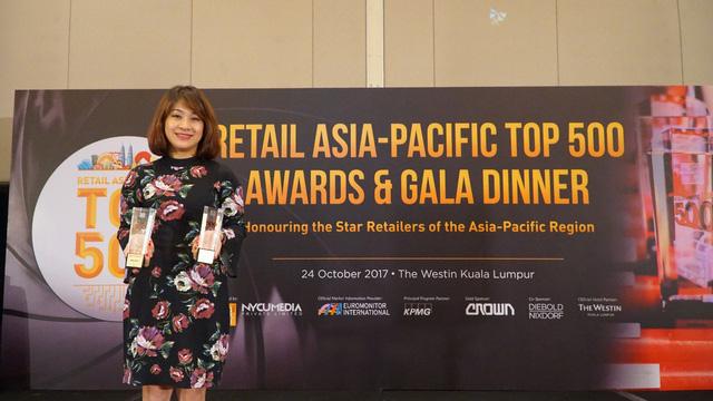 Thế giới di động lọt Top 5 nhà bán lẻ vượt trội Châu Á Thái Bình Dương - Ảnh 3.