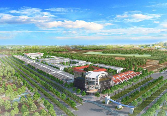 Chính thức công bố khu đô thị Western City giá chỉ 390 triệu/nền - Ảnh 3.