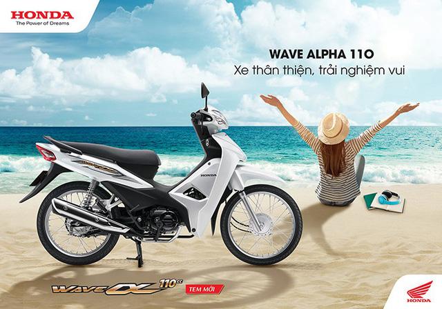 Honda Việt Nam giới thiệu đồng loạt phiên mới 3 xe số - Ảnh 3.