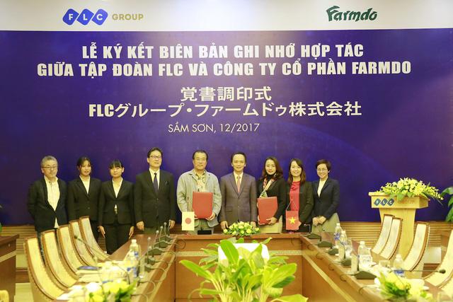 FLC bắt tay làm nông nghiệp cùng Farmdo - Ảnh 3.