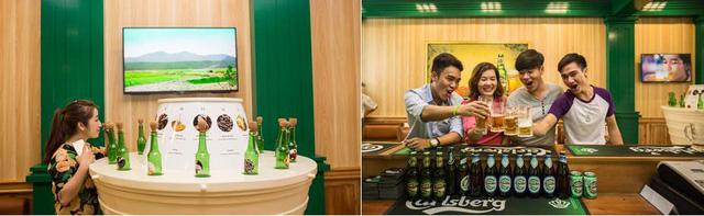"""Những """"ngóc ngách"""" nghề bia được bật mí tại nhà máy bia Carlsberg Việt Nam - Ảnh 3."""