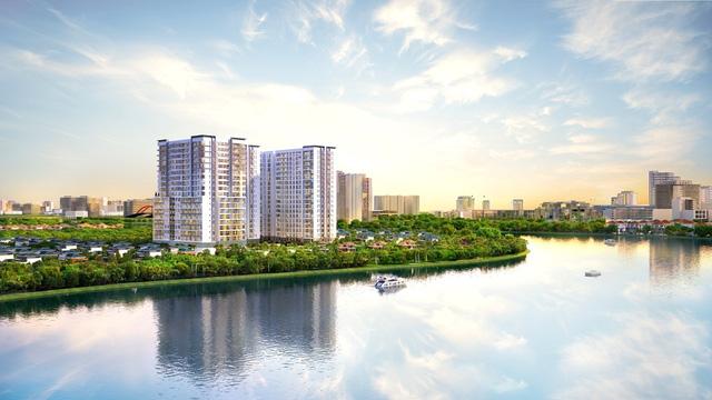 Các căn hộ đang có ưu đãi lớn trong tháng 10-2017 - Ảnh 4.