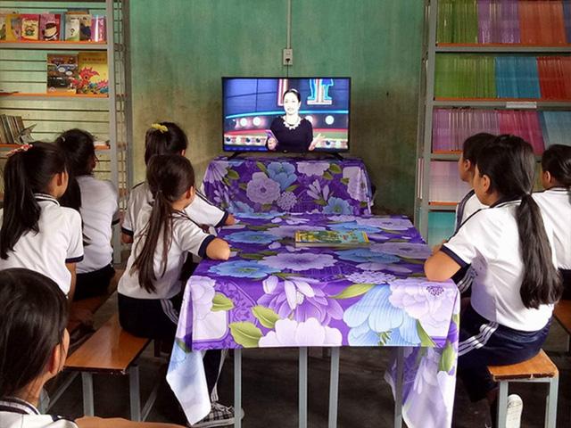 Công nghệ thông tin: cơ hội cho trẻ em nghèo khuyết tật? - Ảnh 4.