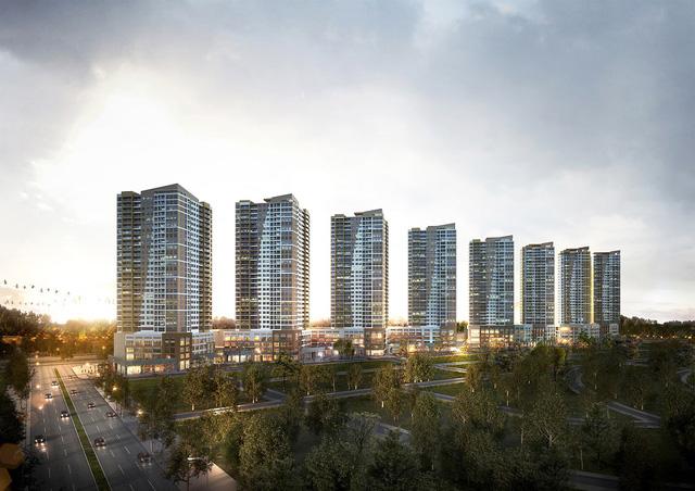Các căn hộ đang có ưu đãi lớn trong tháng 10-2017 - Ảnh 5.