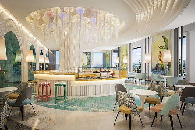 Chiêm ngưỡng kiến trúc thần tiên tại Coco Wonderland Resort - Ảnh 7.