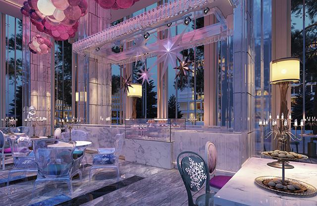 Chiêm ngưỡng kiến trúc thần tiên tại Coco Wonderland Resort - Ảnh 8.