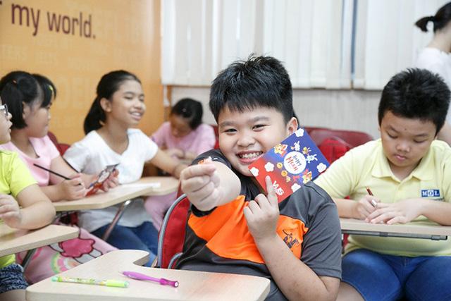 Mùa trăng vàng rộn rã tại Anh văn Hội Việt Mỹ VUS - Ảnh 8.