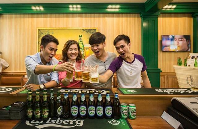Nhà máy bia Carlsberg Việt Nam - điểm trốn nắng hoàn hảo cho mùa hè xứ Huế - Ảnh 9.