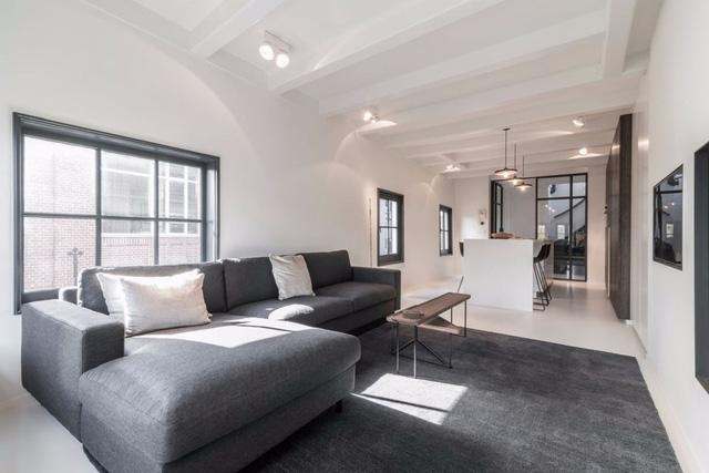 Thiết kế siêu thoáng khiến căn hộ Amsterdam rộng hơn hẳn - Ảnh 7.