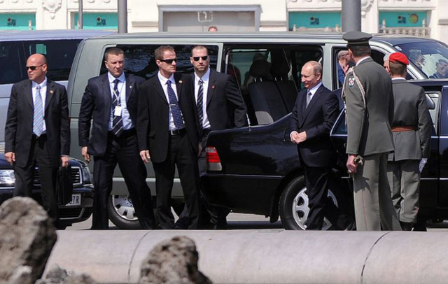 Đội bảo vệ bí mật đầy quyền lực của Tổng thống Putin - Ảnh 1.