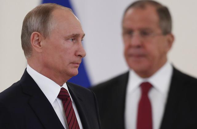 Ông Putin: Tôi chưa quyết định tranh cử - Ảnh 1.
