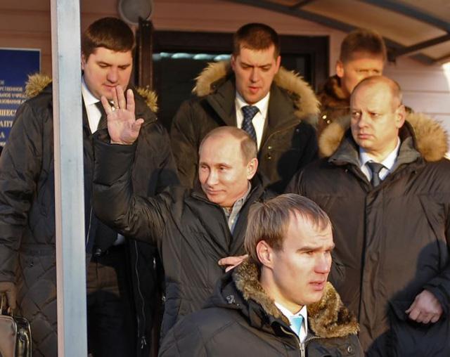 Đội bảo vệ bí mật đầy quyền lực của Tổng thống Putin - Ảnh 2.