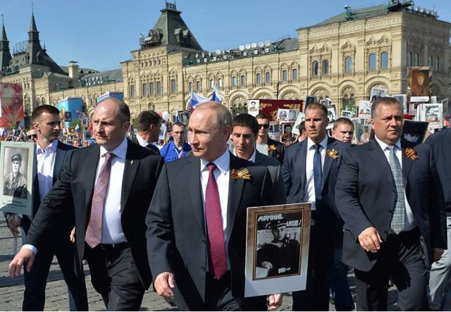 Đội bảo vệ bí mật đầy quyền lực của Tổng thống Putin - Ảnh 3.