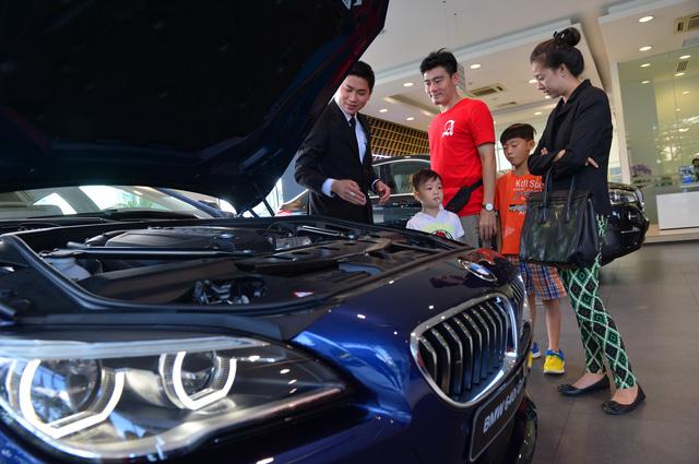 THACO mở 15 showroom để phân phối xe BMW tại VN - Ảnh 1.