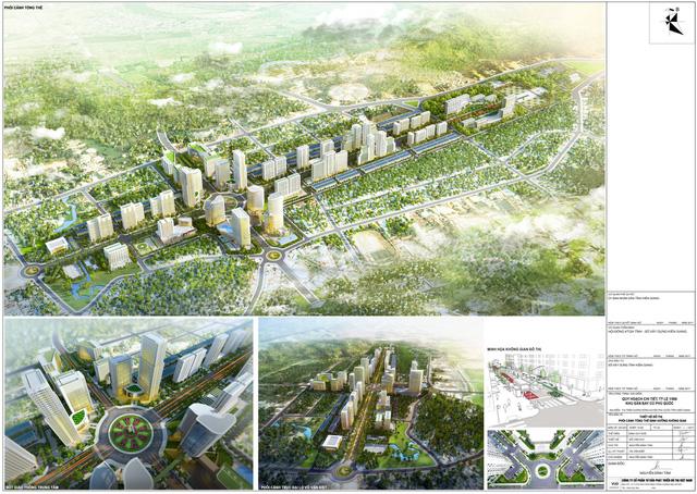 Sân bay Phú Quốc cũ sẽ thành khu đô thị hiện đại, sinh thái - Ảnh 1.