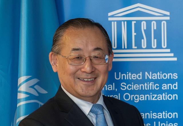 Trung Quốc rút ứng viên, ủng hộ Ai Cập tranh chức lãnh đạo UNESCO - Ảnh 1.