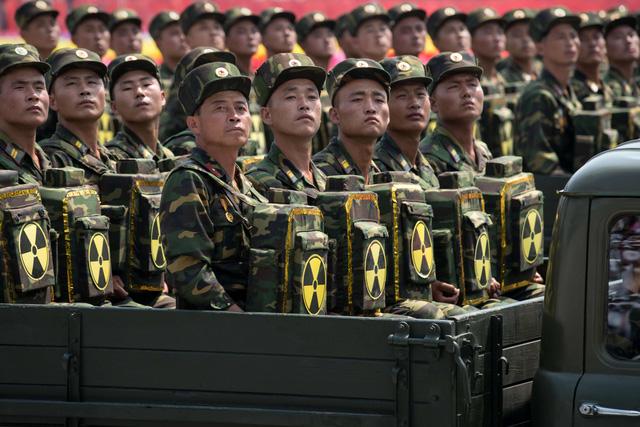 Triều Tiên bán vũ khí sang tận Ai Cập - Ảnh 1.