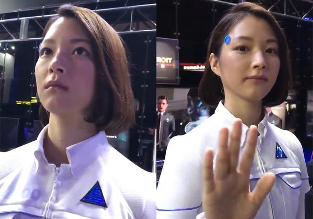 Nàng robot y chang người thật khiến nhiều người hớ - Ảnh 1.