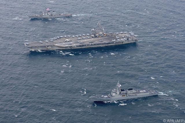 Mỹ đưa thêm tàu chiến sang Châu Á để kiềm chế Trung Quốc? - Ảnh 3.