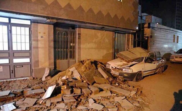 Số người chết vì động đất ở Iran, Iraq lên tới hơn 140 - Ảnh 3.