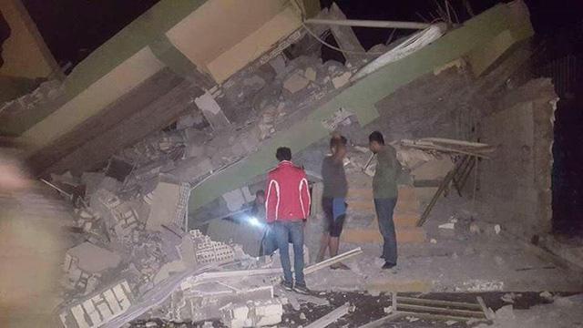 Số người chết vì động đất ở Iran, Iraq lên tới hơn 140 - Ảnh 2.