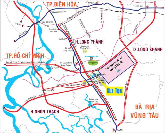 Bác tin con phó giám đốc sở có gần 1.000ha đất Long Thành - Ảnh 1.