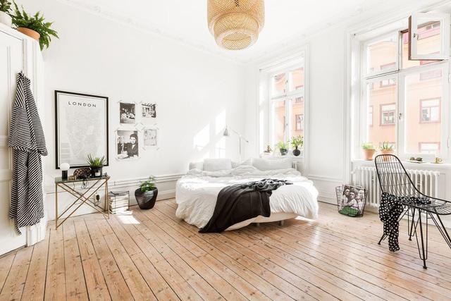 Các mẫu giường tròn cho cặp đôi lãng mạn - Ảnh 9.