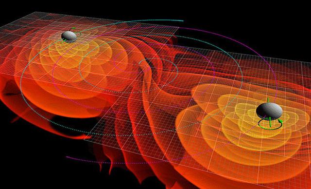 Đường đến Nobel vật lý của người khám phá sóng hấp dẫn - Ảnh 1.