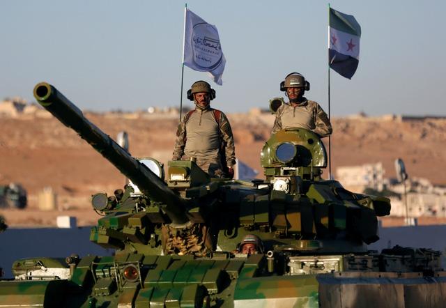 Syria tự tin sắp lấy lại được lãnh thổ đã mất - Ảnh 3.