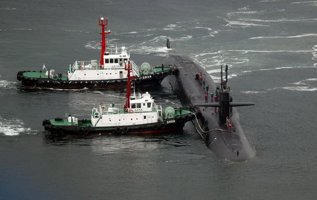Triều Tiên âm thầm chế tạo tàu ngầm hạt nhân - Ảnh 3.