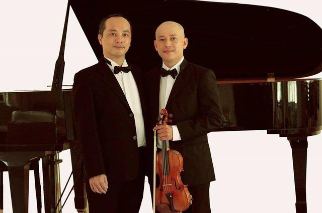 Romantic Concert: 2 quán quân piano - violin hội ngộ sau 30 năm - Ảnh 3.