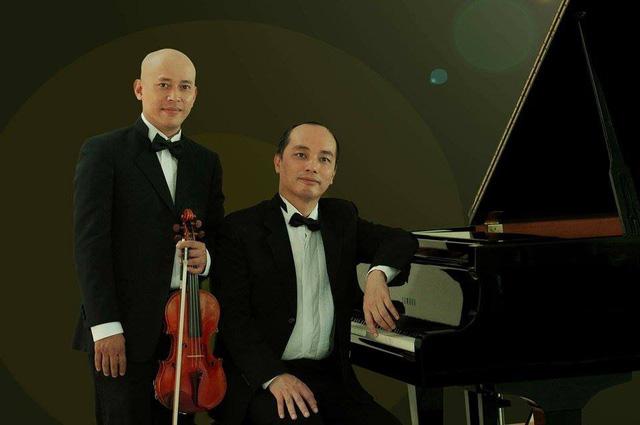 Romantic Concert: 2 quán quân piano - violin hội ngộ sau 30 năm - Ảnh 2.