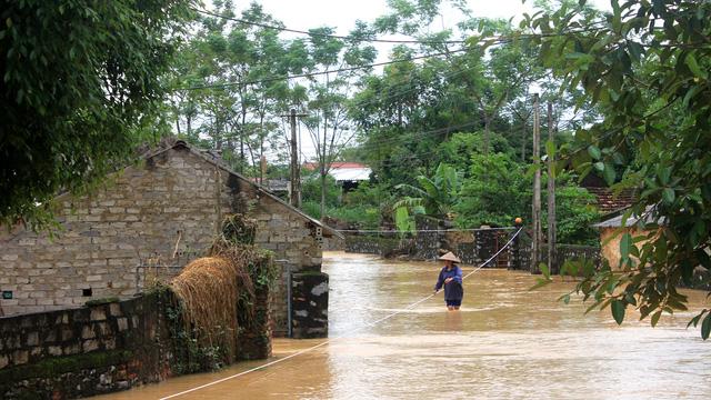 Thanh Hóa: hàng nghìn nhà dân ngập nước, huyện cứu trợ khẩn cấp - Ảnh 5.