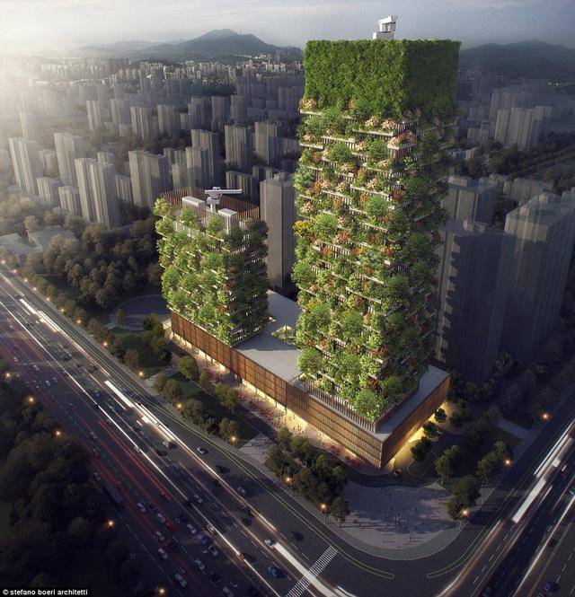 Giờ đây xây thành phố phải thuận theo tự nhiên - Ảnh 2.