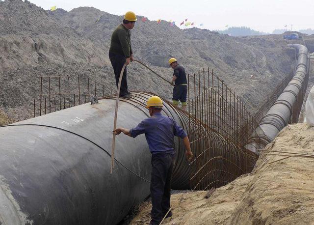 Trung Quốc chuyển 10 tỉ mét khối nước từ nam ra bắc để cứu hạn - Ảnh 2.