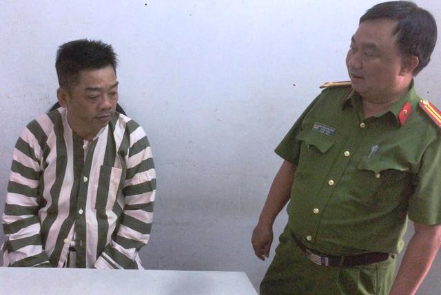 Mới ra tù đã đến công an quận... trộm điện thoại - Ảnh 2.