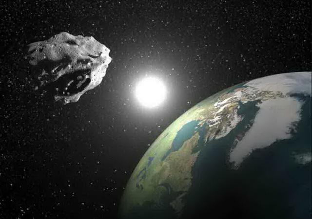 Tối nay tiểu hành tinh lớn nhất bay qua Trái đất - Ảnh 1.